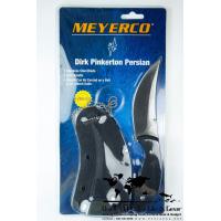 """มีดห้อยคอ Meyerco Dirk Pinkerton Persian Neck Knife 3-3/4"""" Blade, G10 Handles"""