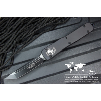 มีดออโต้ OTF Microtech Ultratech 123-1T Black Tactical Standard