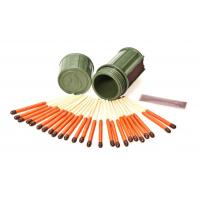 ไม้ขีดไฟกันน้ำกันลม UCO Stormproof Match Kit (Green)
