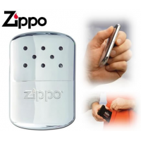 Zippo Deluxe Hand Warmer, Chrome 40182