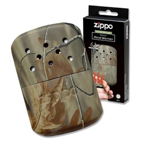 ฮีทเตอร์พกพา Zippo Deluxe Hand Warmer Realtree HD Camo 40289