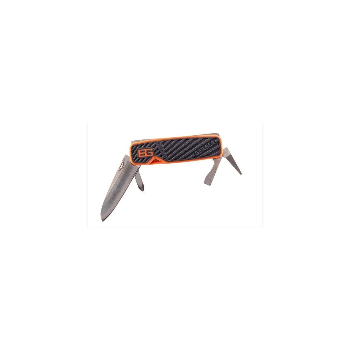 มีดพับ Gerber Bear Grylls Pocket Tool Multi-Tool 31-001050