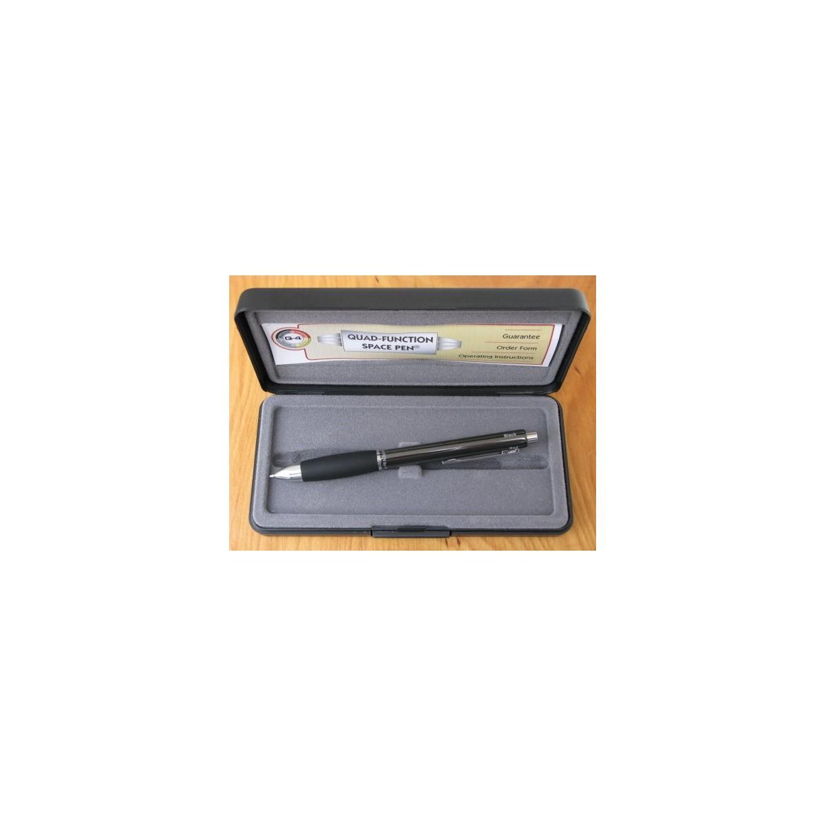 ปากกาน้ำหมึกพิเศษควบคุมแรงดัน Fisher Space Pen Q4 Quad-Function Space Pen