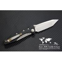 """มีดพับ Microtech Socom Delta Tanto Folding Knife G-10 (4"""" Bead Blast Plain) 163-7"""