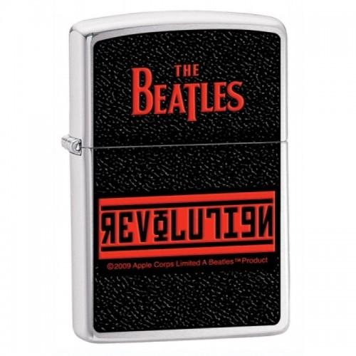ไฟแชคซิปโป้ Zippo Lighter Beatles Revolution 24832