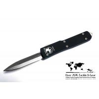 มีดออโต้ Microtech UTX-70 D/A OTF D/E Automatic Knife (Stonewash PLN) 147-10