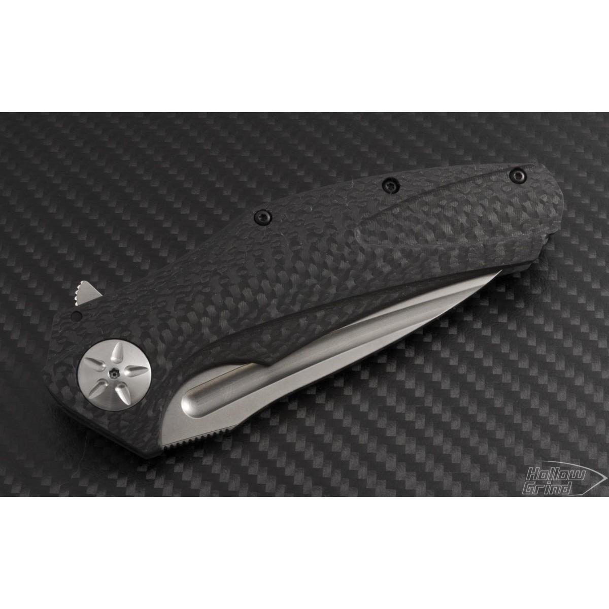 """มีดพับรุ่นพิเศษ Zero Tolerance 0777 Knife (3.75"""" Composite Plain),ZT0777"""