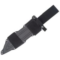 มีดใบตาย Kershaw Camp 10 Carbon Steel Blade, Rubber Handles (1077)