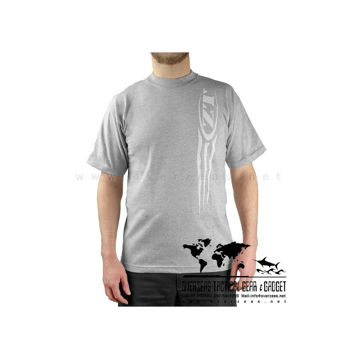 เสื้อยืด ZT Claw  (Zero Tolerance) 100% Cotton,Made in USA, ไซส์ M