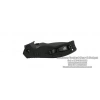 """มีดพับ Kershaw Emerson CQC-8K Tanto Liner Lock Knife (3.5"""" Black) 6044TBLK"""
