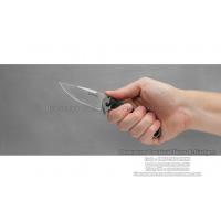 """มีดพับ Kershaw Strobe Flipper Knife GFN (3.3"""" Stonewash) 1086 Diskin"""