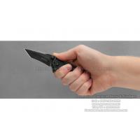 """มีดพับ Kershaw Cryo Tanto Assisted Opening Knife (2.75"""" BlackWash) 1555TBW"""