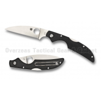 "มีดพับ Spyderco Kiwi4 G-10 Lock Back Knife (2.94"" Satin) C178GP"