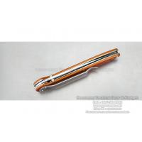 """มีดพับ Kershaw Leek Assisted Opening Knife Orange (3"""" Bead Blast) 1660OR"""