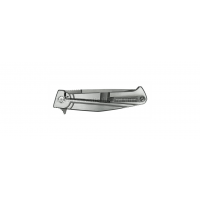 """มีดพับ Kershaw Nura 3.5 Flipper Knife (3.5"""" Gray) 4035TIKVT"""