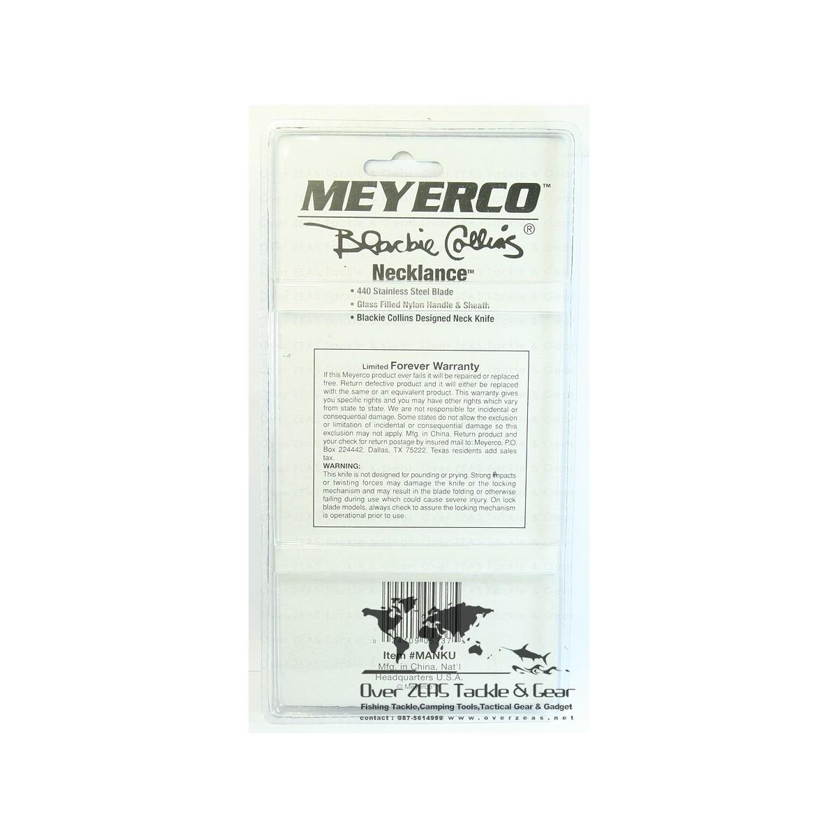 Meyerco Necklance