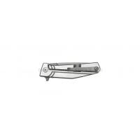 """มีดพับ Kershaw Nura 3.0 Flipper Knife (3.0"""" Gray) 4030TIKVT"""