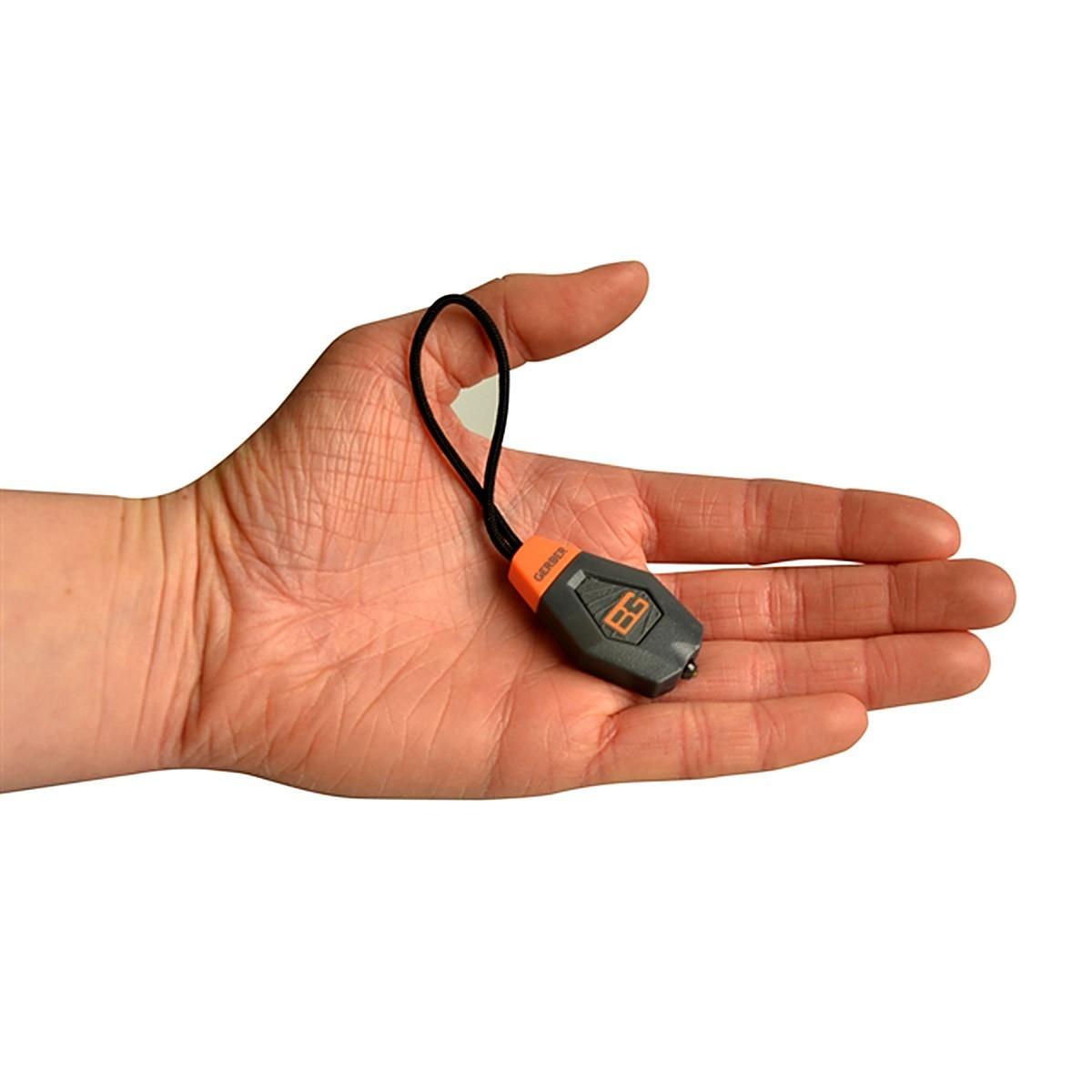 ไฟฉาย พวงกุญแจ Gerber Bear Grylls Micro Torch 8 Lumens (3 Modes) 31-001034