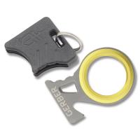 พวงกุญแจ อุปกรณ์ฉุกเฉิน Gerber GDC Hook Knife Emergency Keychain Tool (31-001695)
