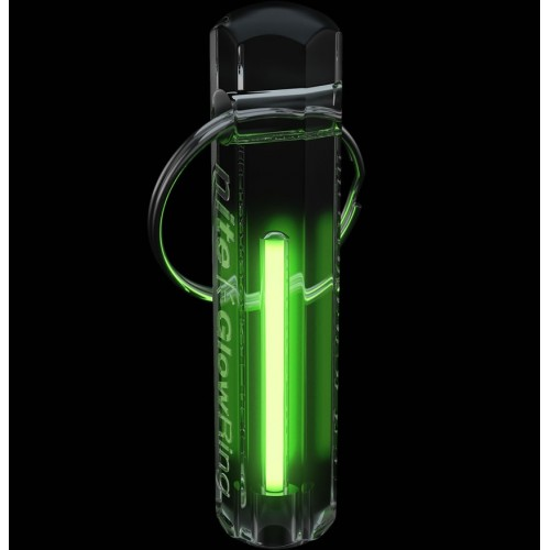 พวงกุญแจเรืองแสง Nite GlowRing Gaseous Tritium Light Source (GTLS.) Vibrant Green