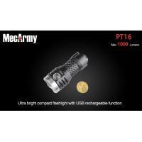 ไฟฉาย MecArmy รุ่น PT-16 (1000 Lumen)
