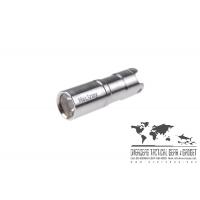 ไฟฉายขนาดเล็ก ห้อยพวงกุญแจ MecArmy IllumineX-1 Polished Titanium Flashlight CREE XP-G2 130 Lumens,(ILLUMINE-X1-POLISH)