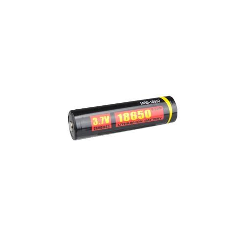 แบตเตอรี่ MecArmy Li-ion ขนาด 18650 3400mAh/3.6V/12.2Wh (Panasonic),M183
