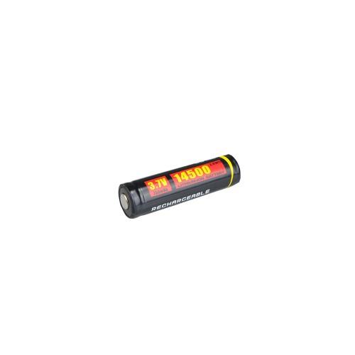 แบตเตอรี่ MecArmy Li-ion ขนาด 14500 (AA) 750mAh/3.7V/2.8Wh (LG Cell),M145