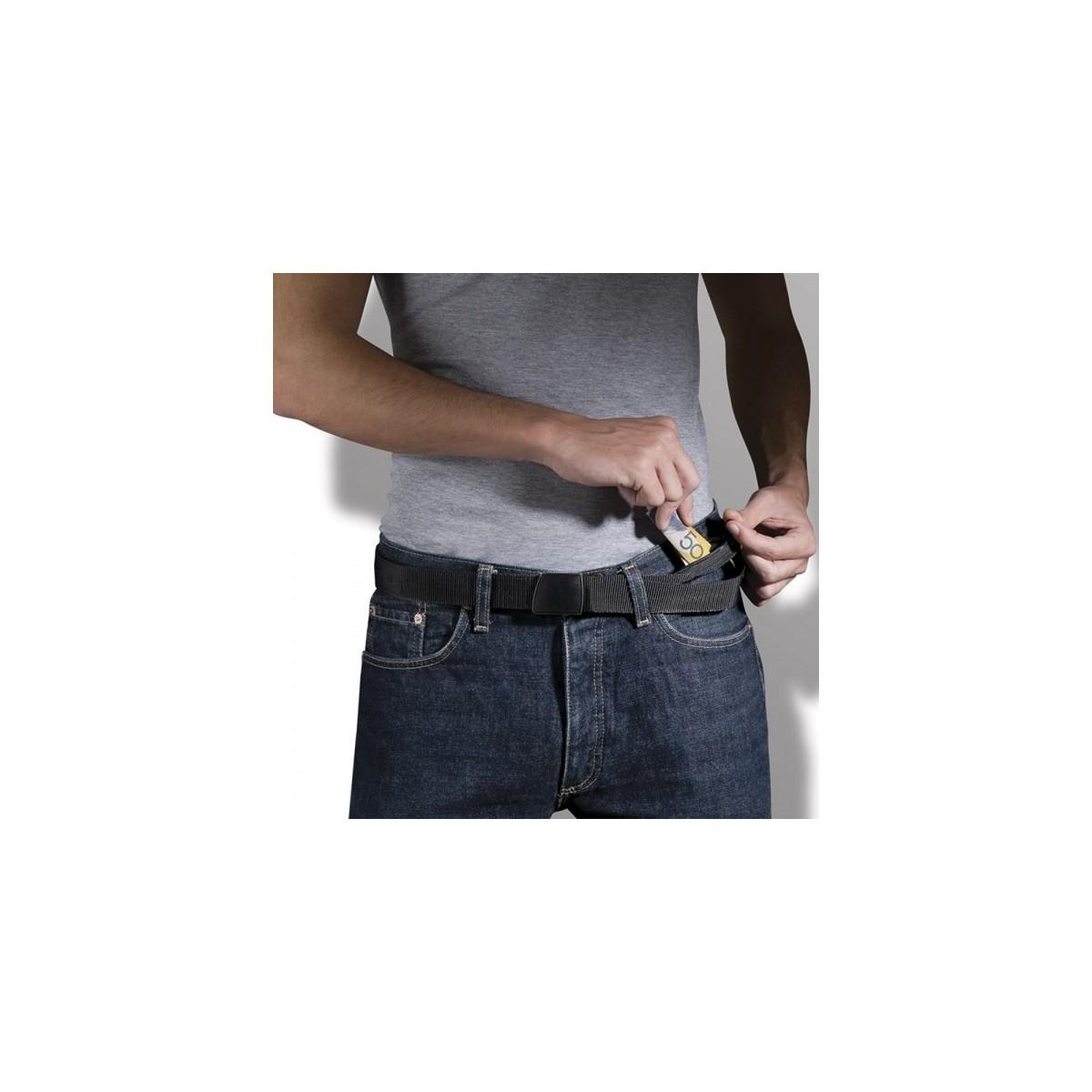 เข็มขัดซ่อนเงิน Pacsafe Cashsafe™ anti-theft Travel Belt Wallet