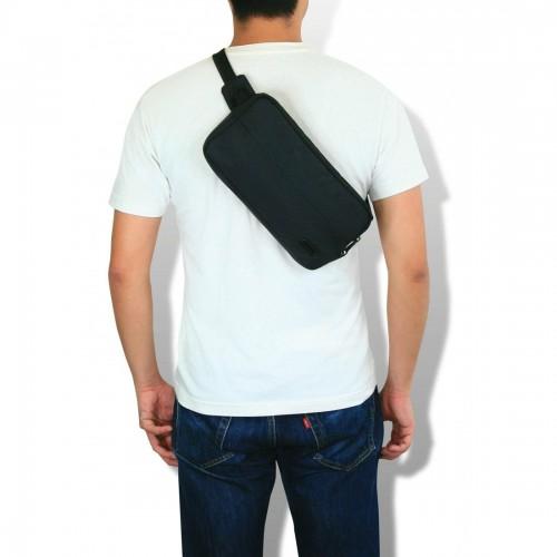 กระเป๋าสะพายคาดเอว Metrosafe 125 GII Anti Theft Cross Body and Hip Pack