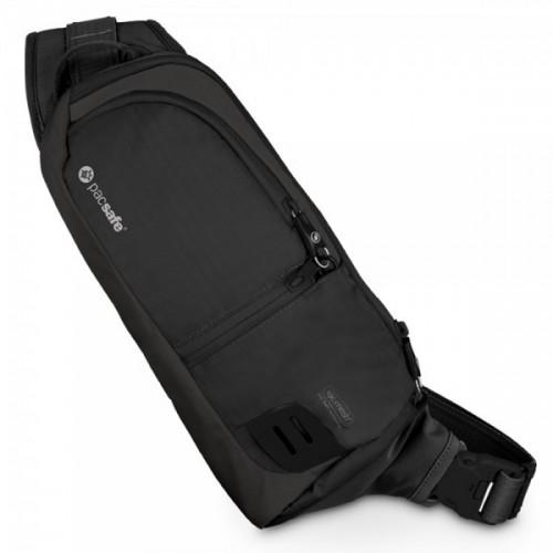 กระเป๋าสะพายเฉียงคาดอก Venturesafe™ 150 GII (Black) anti-theft cross body pack