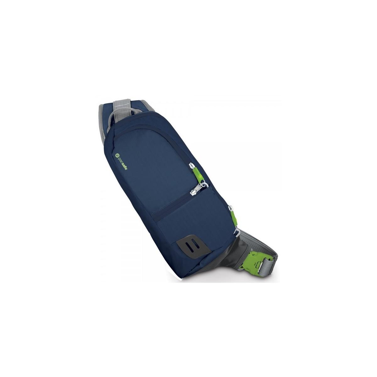 กระเป๋าสะพายเฉียงคาดอก Venturesafe™ 150 GII (Navy) anti-theft cross body pack