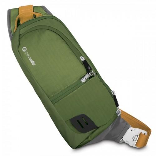 กระเป๋าสะพายเฉียงคาดอก Venturesafe™ 150 GII (Green) anti-theft cross body pack