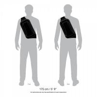 กระเป๋าสะพายเฉียงคาดอก Venturesafe™ 325 GII (Green) anti-theft cross body pack
