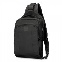 กระเป๋าสะพาย Metrosafe™ LS150 (Black) anti-theft hip pack