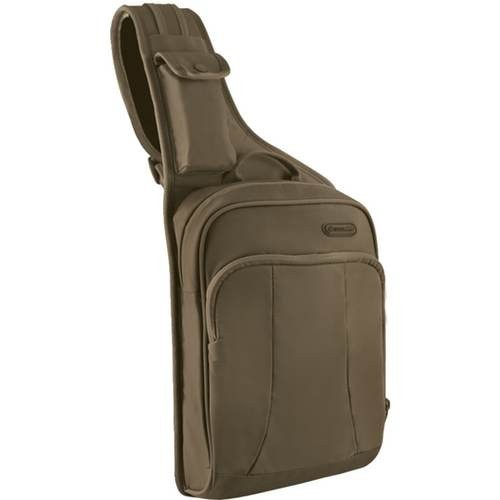 กระเป๋าสะพาย Metrosafe™ 150 GII (Khaki) anti-theft cross body sling bag
