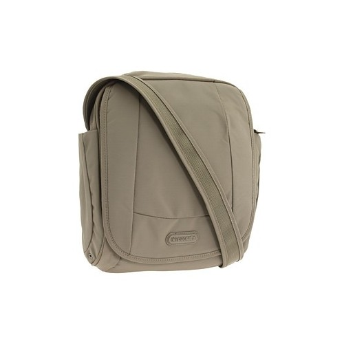กระเป๋าสะพาย Metrosafe™ 200 GII (Khaki) anti-theft cross body sling bag