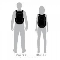 กระเป๋าสะพายหลัง Venturesafe™ 15L GII (Black) anti-theft day pack