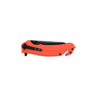 """มีดพับ Kershaw Barricade Assisted Opening Knife Orange GFN (3.5"""" Black Oxide) 8650"""