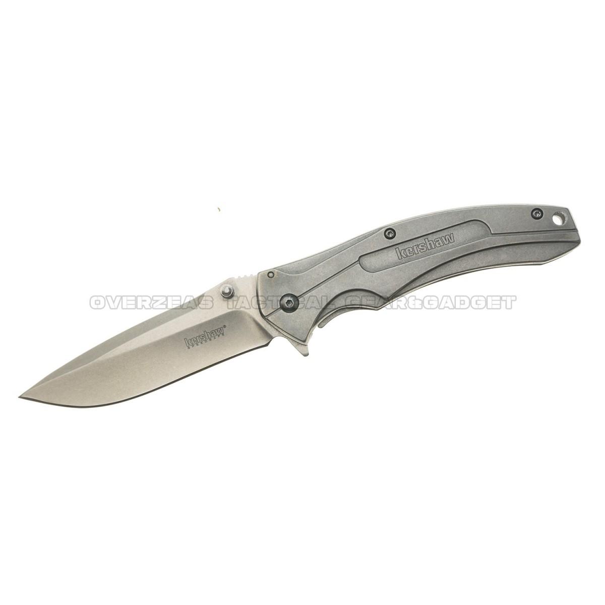 แพคสุดคุ้ม Kershaw K.B.O. Assisted Opening Knife and Pocket Tool Set (1323KITX)