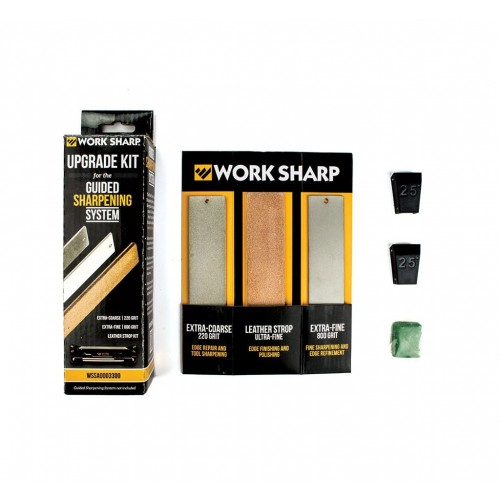 ชุดอัพเกรด (Upgrade Kit) สำหรับ WORK SHARP Guided Sharpening System (WSSA0003300)