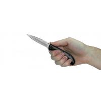 """มีดพับ Kershaw Al Mar AM-4 Assisted Opening Knife Black G-10 (3.5"""" Satin),2330"""