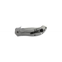 """มีดพับ Kershaw CQC-10K Frame Lock Knife OD Green G-10 (3.5"""" Stonewash),6030"""