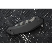 """มีดพับ Zero Tolerance 0095TS Flipper Knife Black DLC Ti (3.6"""" Tiger Stripe),ZT0095TS *SPRINT RUN*"""