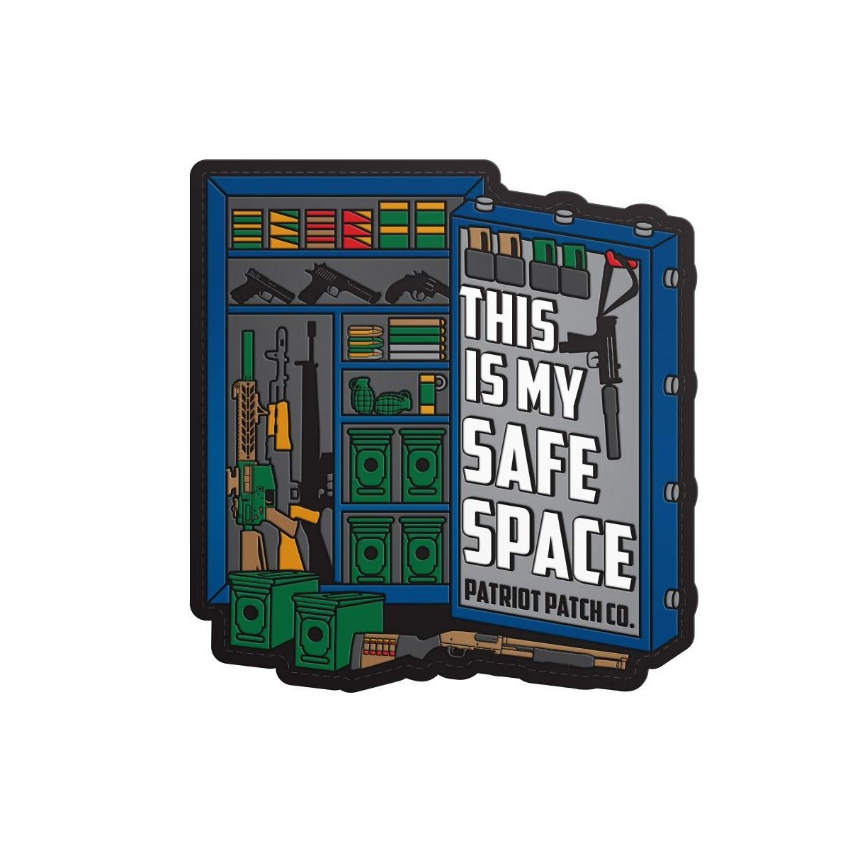 Safe Space 2.0 Patch