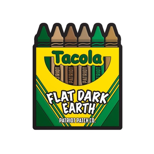 Tacola Crayons - Patch