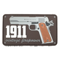 1911 Vintage Firepower - Patch