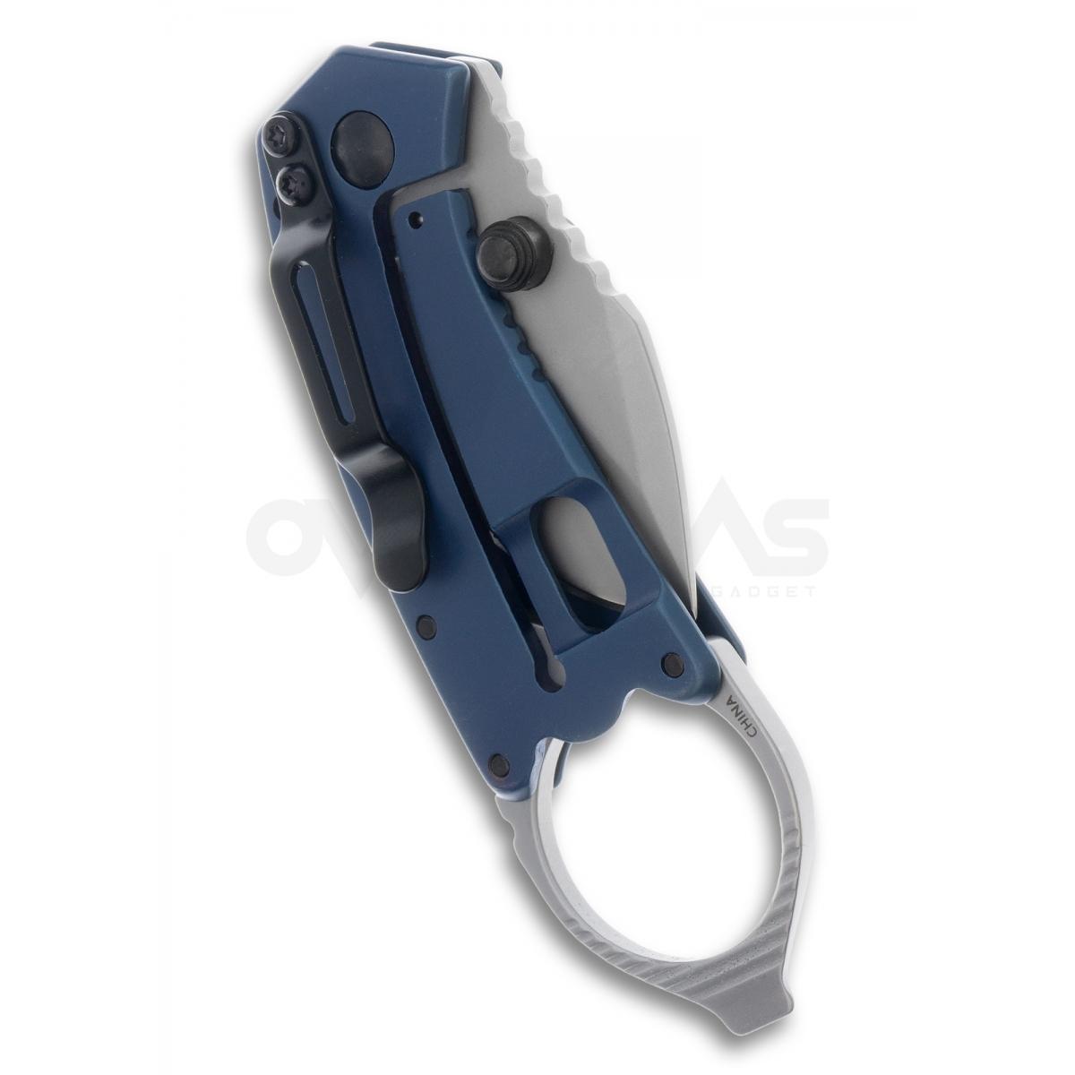 Kershaw Antic Frame Lock Knife Blue (1 875