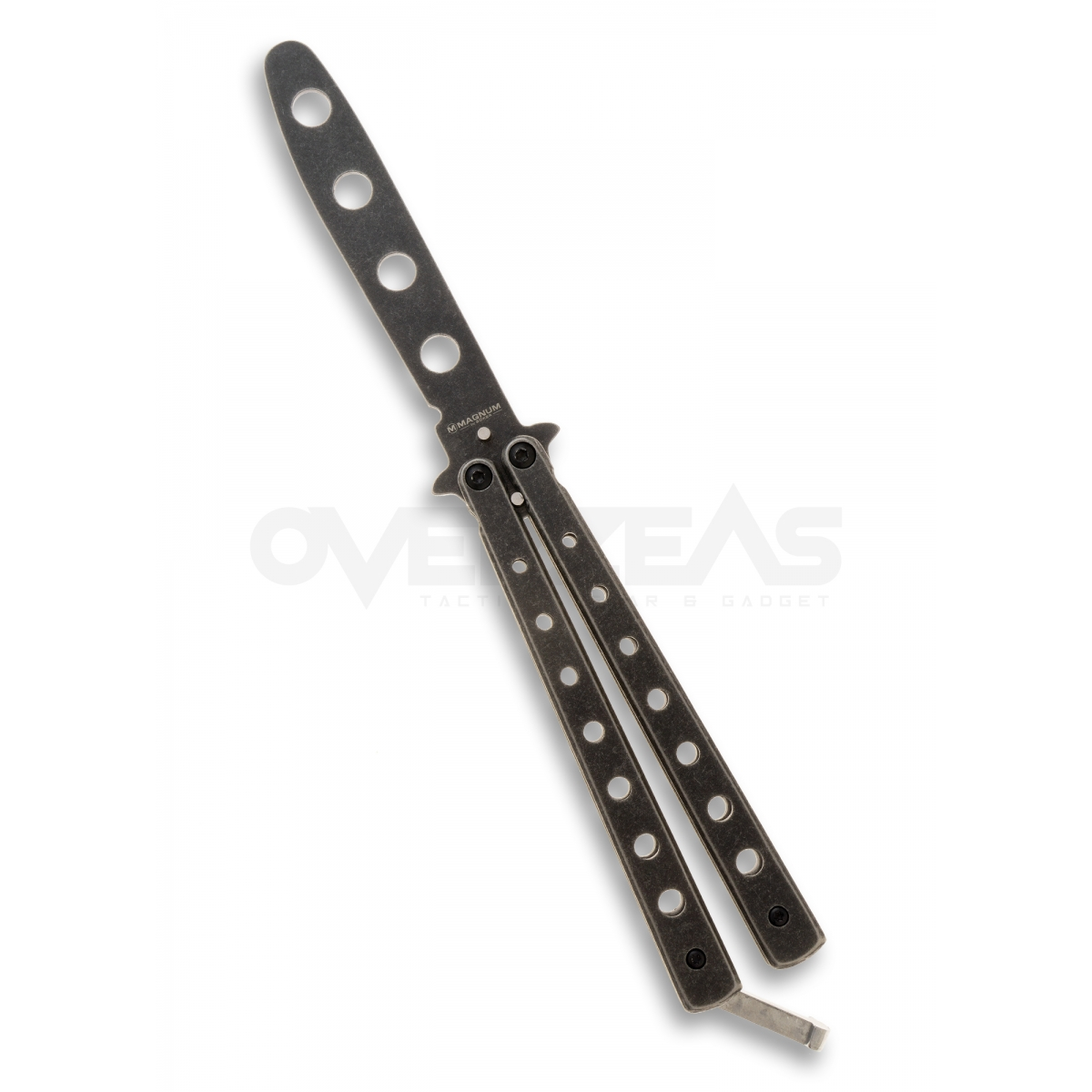 Boker Magnum Balisong Trainer Butterfly Knife (3 75