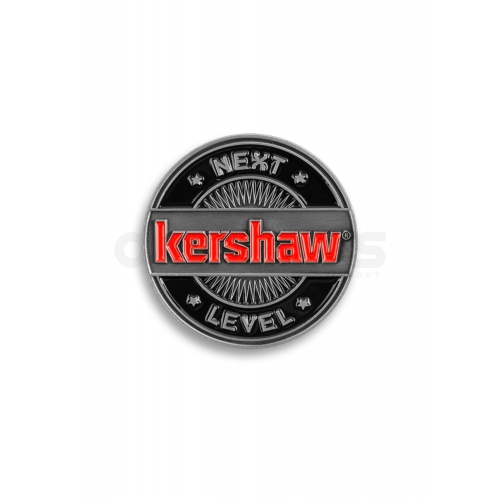 "Kershaw ""Next Level"" Challenge Coin, CHALLENGECOINKER"